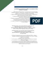 Documentación y Procedimiento Para Obtención de Reválidas y Reconocimiento de Títulos Extranjeros en Argentina