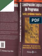 Libro Construcion Logica de Programas