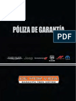 Poliza Garantia Universal 2013