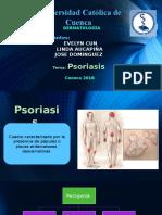 Presentacion Dermatologia- Psoriasis