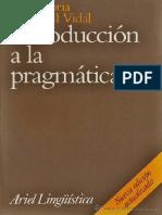 Escandell - Introduccion a La Pragmatica