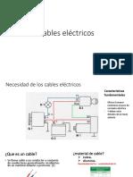 Cables Eléctricos Edit