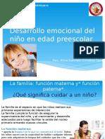 Desarrollo Emocional Del Niño en Edad Preescolar Part 2