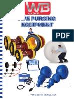 Pipe Purging Brochure