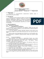 Pn-004 - Procedimento Para Pré-Venda