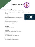 Informe Tecnico Residencias