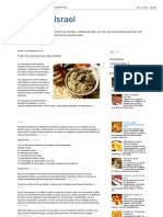 Gourmet Israel_ Pate de Berenjenas Ahumadas