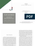 Adorno - Escritos sociológicos (Esp).pdf