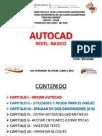 Autocad_capitulo II, III