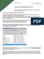 Instalacion Del Kit de Desarrollo de Java 1.7