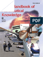 FAA Pilot Handbook of Aerodynamic Knowledge