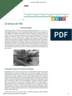 23 de Enero de 1958 - Venezuela Tuya