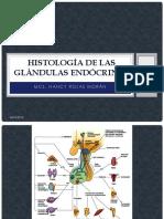 Histología de Las Glándulas Endocrinas