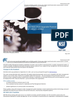 Isr Iso 9001 Upgrade Planner Delta Checklist