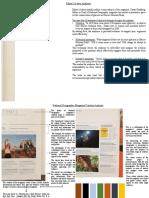 magazine contents analaysis