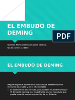 El Embudo de Deming