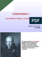 Cosmovisión 1 Los Construtores y La Construcción