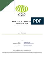 DaloRADIUS Users Manual