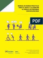 13.12 Manual de Buenas Practicas Para El Trato y La Atencion Al Publico de Personas Con Discapa