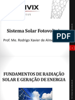 Conceitos Básicos sobre Energia Solar Fotovoltaica