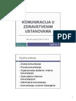 5 Organizaciona Komunikacija 2015