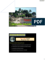 Geologi Dinamis