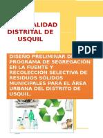 Diseño Preliminar Del Progama de Segracion en La Fuente (Autoguardado) (Recuperado)
