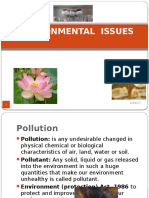 16. Environmental Issues (1)