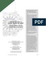 JACOBINA, R.  GELMAN, E. Juliano Moreira e a Gazeta Medica da Bahia (2008).pdf