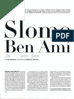 Slomo Ben Ami