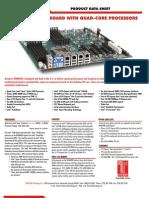 Trenton's Embedded Motherboard NTM 6900 Datasheet