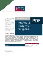 Informe Carteras Dirigidas Diciembre 2016 (Prensa)