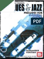 Alexander Vinitsky  Blues & Jazz Preludes For Classical Guitar compressed.pdf