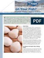 What's on Your Fish? Sodium Tripolyphosphate