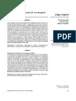 Acromegalia Diagnóstico e Tratamento