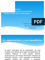 20160630 174518 Requisitos Basico Para Exportar %28documenntos de Exportacion Certificados%29