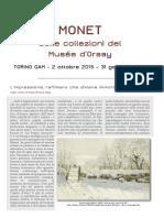 recensione Monet