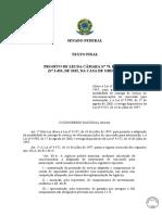 PLC 79-2016 - Outorga Mudança de Concessão Para Autorização