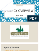 agency overview wesley pines