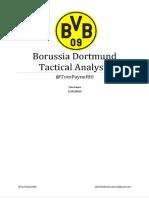 Borussia Dortmund Tactical Analysis