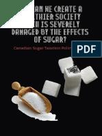 Sugar Taxation ISP
