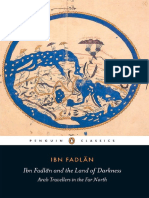 Ibn Fadlan and the Land of Darkness Arab Travellers in the Far North Penguin Classics