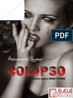 Colapso - Alessandra Neymar