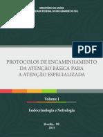 Protocolos Atencao Basica Atencao Especializada