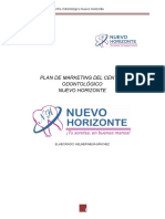 Plan de Marketing Nuevo Horizonte