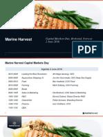 MHG Cmd Marine Harvest June 2016 Presentation [1]