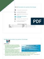 Modèle 4 Description Du Système Darchivage