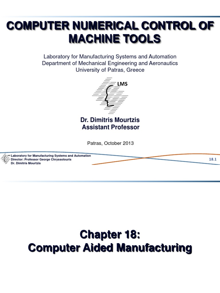 Cnc Chapter 18_15 01 2014_locked Numerical Control Computer  -> 3Cad Evolution Tutorial