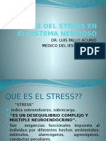 Efectos Del Stress en El Sistema Nervioso