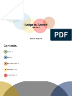 From Script to Screen- OGR Part 1